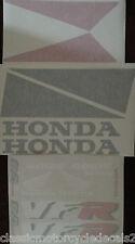 Honda NC30 VFR400R restauración DECAL set