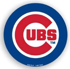 "Chicago Cubs 12"" Car Magnet [NEW] MLB Auto Emblem Sticker Decal Color CDG"