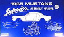 repair manuals literature for 1965 ford mustang ebay rh ebay com 67 Mustang 68 Mustang