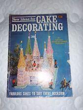 New Ideas for Cake Decorating Vintage Magazine #4 Fabulous Occassion Cakes