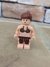Lego Mini Figure Slave Leia