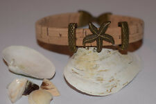 Sommer Kork Armband Armreif Cork #5 Korkschmuck, jedes Stück ein Unikat
