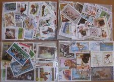 500 verschiedene Briefmarken Tiere  , stamps  animals  , dyr , animales