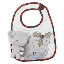 TINY TATTY TEDDY  me to you bear  -  baby gift set  - Bib & soft toy   G92Q0160