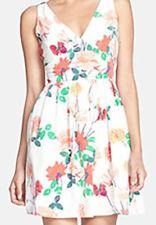 Cotton/Polyester Short Women's A-Line Dresses