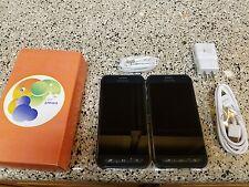 Samsung Galaxy S6 active SM-G890A - 64GB - Camo Blue (AT&T) Smartphone