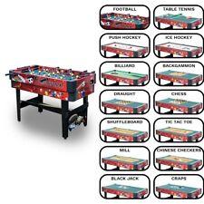Carromco Multifunktionstisch Multifun-xt 14in1 Multigame Spieletisch 06114