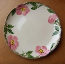 Franciscan Desert Rose RARE coupe dessert plate #3~1970's~Made in California-NR