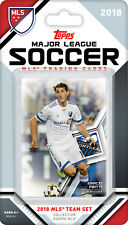 Montreal Impact 2018 Topps MLS Soccer Factory Sealed 7 Card Team Set Piatti plus