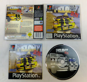 FELONY 11-79 BLACK LABEL GAME PLAYSTATION 1 PS1 PS2 PS3 COMPLETE UK PAL VGC