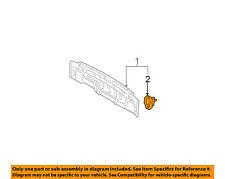 TOYOTA OEM Rear Body-Reinforcement Panel Left 583240E030