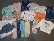 17 X Baby Girls Clothes Bundle. 9-12 Months