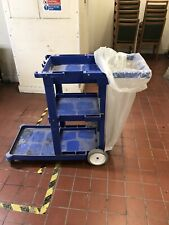 More details for housekeeping trolley