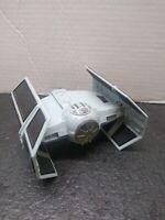 Star Wars Action Fleet Imperial Darth Vader Tie Fighter Micro Machines #1 w/figu
