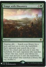 Magic The Gathering MTG Mystery Pack Card Tempt with Discovery