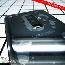 Genuine Original Samsung Galaxy S9+ Plus Rear Battery Door Back Cover - BLACK