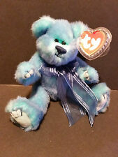 1993 Ty Plush Azure Bear