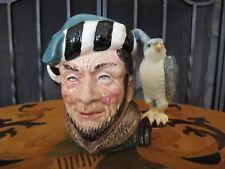 "Vintage Royal Doulton ""The Falconer"" Miniature Toby Mug D6540 Max Henk (1959)"