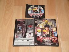 SPRIGGAN EN DVD DE HIROTSUGU KAWASAKI PELICULA DE ANIME EN BUEN ESTADO