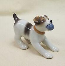Royal Copenhagen Jack Russell Terrier Dog Puppy