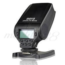 MeiKe Mini TTL Flash Speedlite For Sony Mi A99 A77II A58 A7RII A7S NEX-6 MK-320
