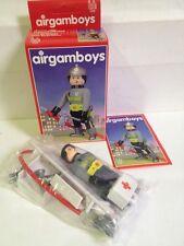 AIRGAMBOYS BOMBERO POMPIER FIREMAN figura