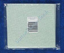 "Aida Cloth Starlite Fabric Metallic Green Sparkle 14 Count 20"" x 24"""
