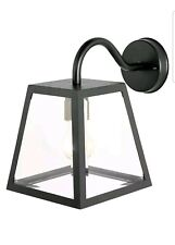 Outdoor Wall Light Black  IP44 NEW