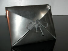 AN INTERESTING LETTER HOLDER IN THE SHAPE OF AN ENVELOPE design by JEAN GOARDERE