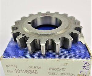 New OEM 10128346 Genuine GM Engine Timing Crankshaft Sprocket Fast Free Shipping