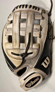 Wilson A2000 SuperSkin 12 Inch Softball Glove RHT Infield