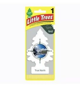 12 Pack True North Air Freshener Little Trees 10155 Little Tree USA Wholesale