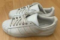 Adidas Superstars Trainers White