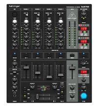 Behringer DJX 750 5 Kanal DJ Mixer