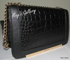 Guess Evening Handbag Purse Crossbody Tote Shoulder Hand Bag Wallet Wristlet NWT