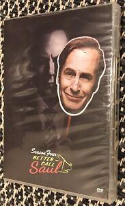 BETTER CALL SAUL - Season 4 - Region 1 DVD - Bob Odenkirk