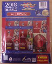 Fifa World Cup Russia 2018 Panini Adrenalyn XL ~ Multipack Inc Manuel Neuer