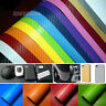 "12"" x 50"" PVC Stretch Car 3D Carbon Fiber Texture Vinyl Wrap Sheet Sticker Decal"