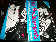 The Replacements – Sorry Ma, Forgot To Take Out The Trash - LP - Twin / Tone Re