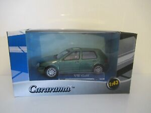 CARARAMA VW GOLF SCALE 1:43