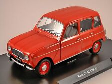 Renault 4L - 1962 scala 1/24