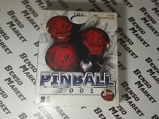 PINBALL 2001 - FLIPPER - PC - BIG BOX EDIZIONE CARTONATA ITALIANA - NUOVO