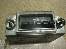 1969-1970 OEM Ford Mustang AM, In-Dash Radio