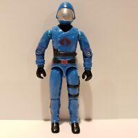 G.I. Joe ARAH 1982-83 Cobra Commander Action Figure SUPER NICE! BLUE!