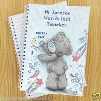 Personalised Teacher Gift's Present - Thank You, LOTS OF variations - Men/Women