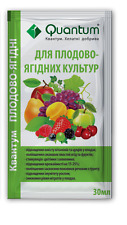 Quantum Chelate For fruit and berry crops Fertilizers, 30 ml