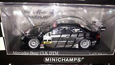 Minichamps 1/43 Mercedes CLK Coupe #2 DTM 2002 J. Alesi
