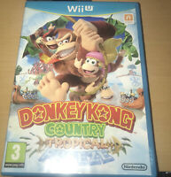 WII U: Donkey Kong Country Tropical Freeze - In Nice Condition & Complete