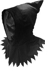 Cagoule Noire Avec Col visage invisible Deguisement Halloween Screamy Scream
