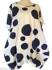 Größe 52 Damenkleider aus Baumwolle in Übergröße